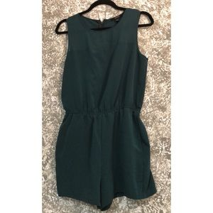 Pocketed Romper